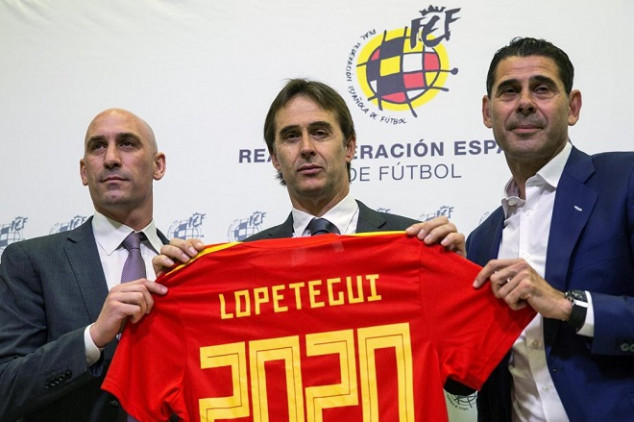 Spanish Federation considering to fire Lopetegui