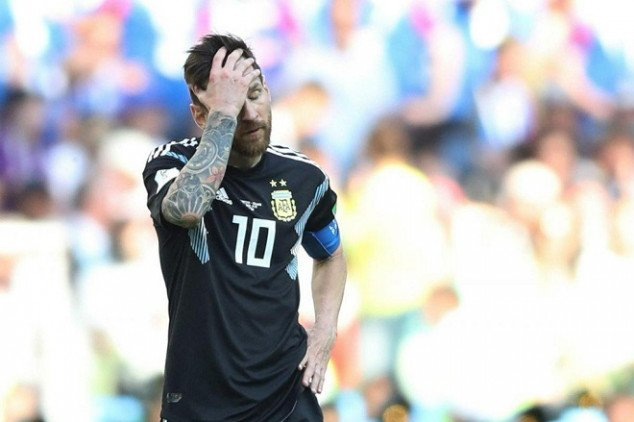 Messi regrets having missed one more PK