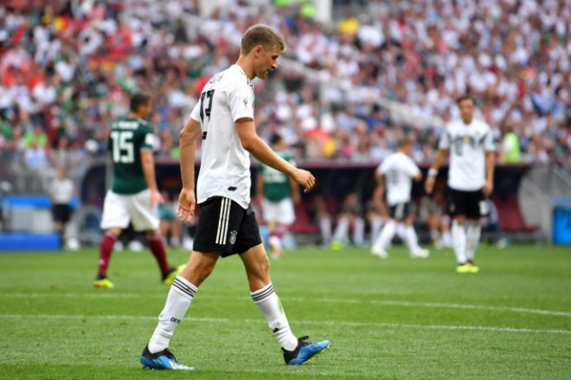 Germany matches 36-year old World Cup record