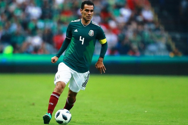Márquez makes history for Mexico vs Germany