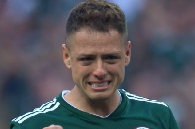 Why Chicharito went viral after 1-0 win vs Germany