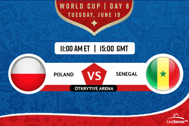 How to watch Poland vs Senegal on June 19