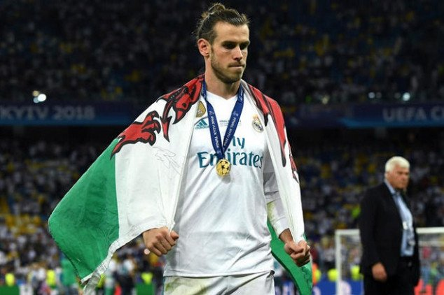 Bale's agent admits his client could leave Madrid