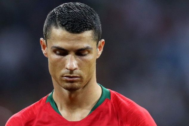 CR7 escapes red card after VAR review
