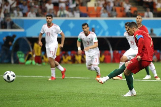 All the facts behind Ronaldo's penalty miss