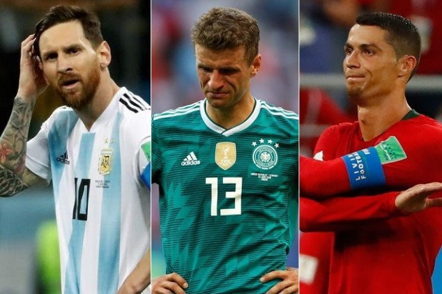 10 moments that defined the 2018 WC Group Stage