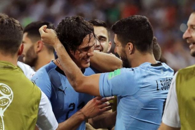 Uruguay matches 88-year-old record with win