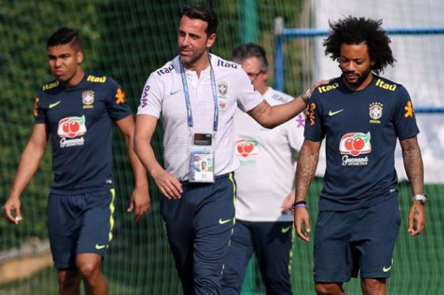 Brazil's injury worries confirmed for Mexico clash