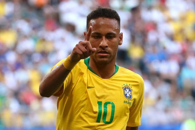 Neymar brags about beating Mexico