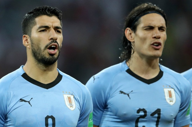 How Uruguay reached the World Cup quarter finals