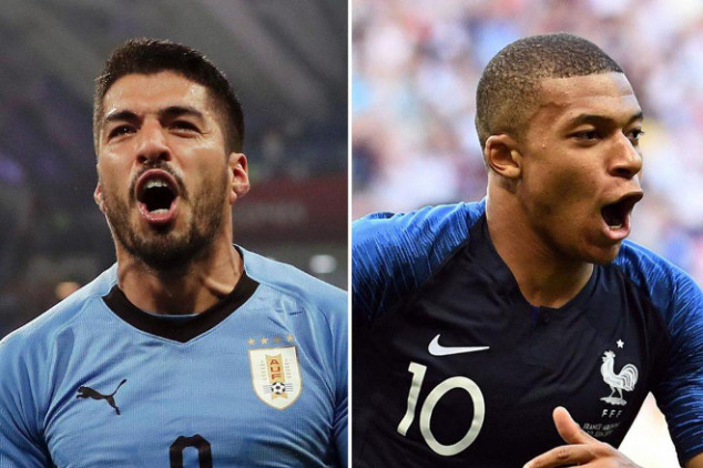 Why Uruguay vs France might not be exciting