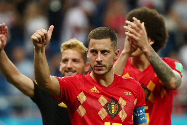 Hazard makes shock admission about France NT