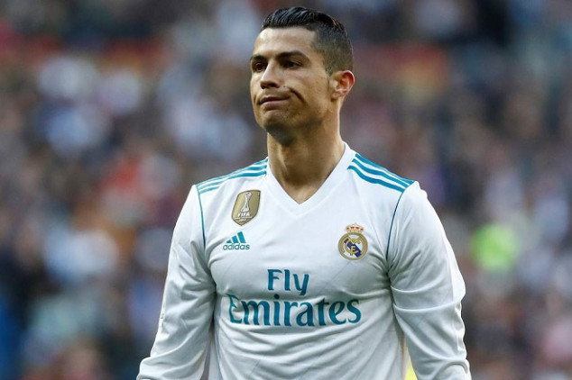 CR7 facing Real Madrid next month?
