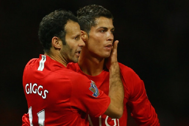 Giggs shares insight on CR7's transfer