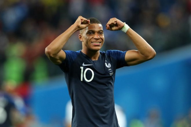 Mbappe matches Pele's feat with WC final goal