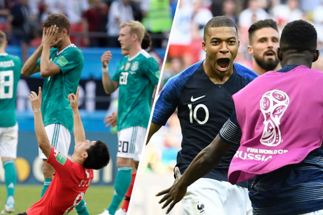 World Cup round-up: The five best games from Russi