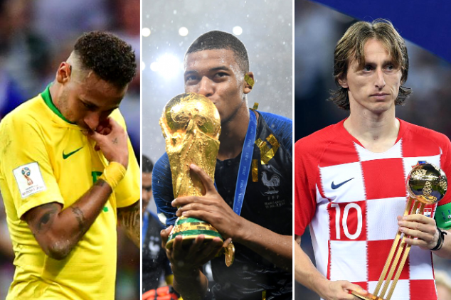 The biggest hits and misses at the World Cup