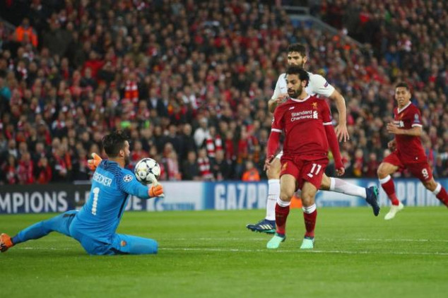 Alisson reveals Salah's role in his transfer