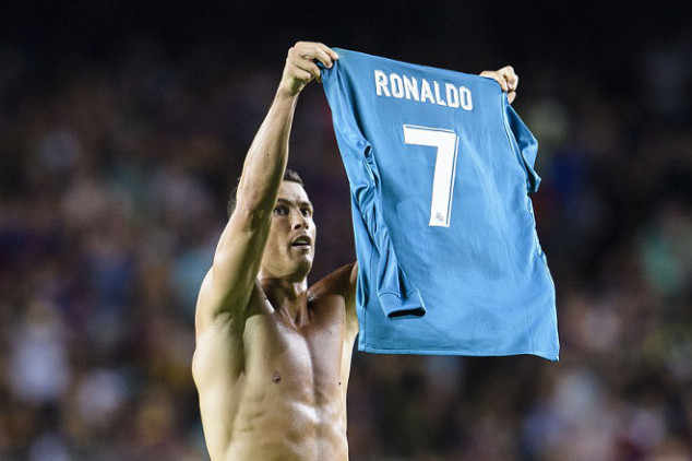 Ramos reveals who'll get the no.7 jersey