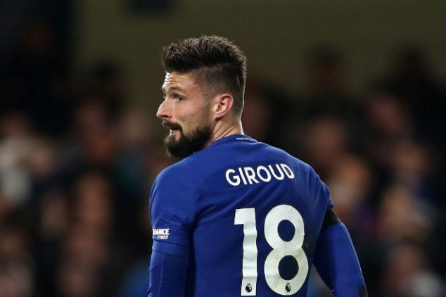 Atletico Madrid in talks to sign Olivier Giroud