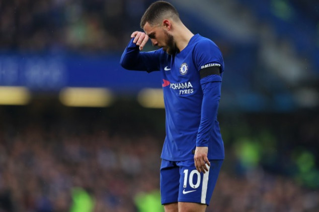 Chelsea issues warning to Real Madrid over Hazard