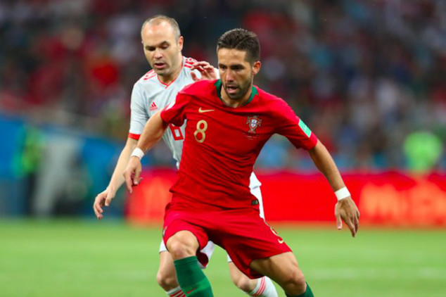 Wolves agree deal for Joao Moutinho
