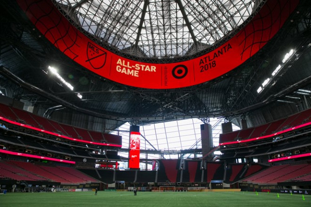 2018 MLS All-Star to be shown on Univision Sports