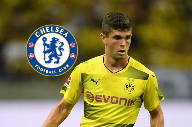 Chelsea weighs up offer for Christian Pulisic