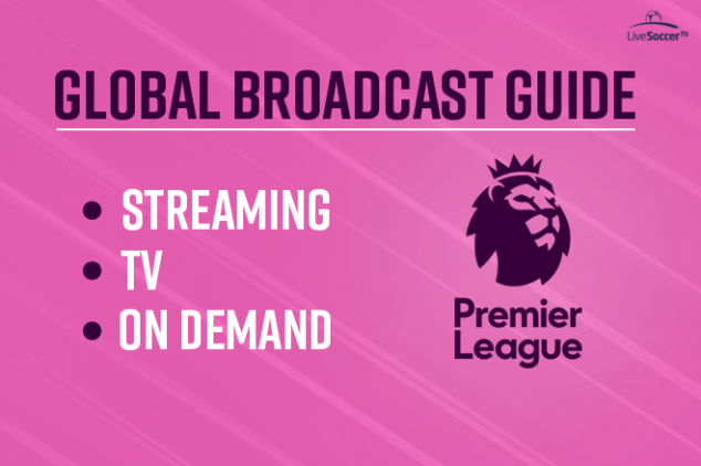 EPL 2018-19 broadcast guide