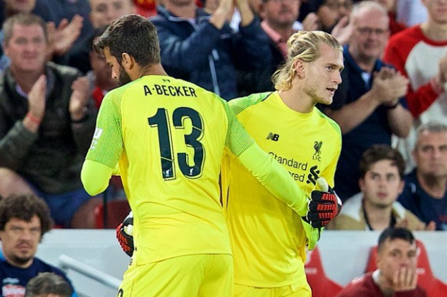 Karius thanks Liverpool fans for warm reception