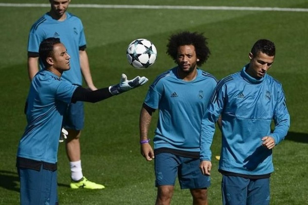 CR7 asks Juve to sign two more R. Madrid players