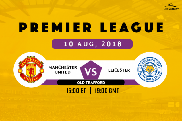 Man United vs Leicester broadcast info