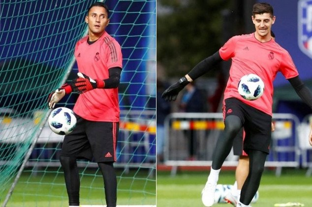 Lopetegui's goalie choice for Super Cup revealed