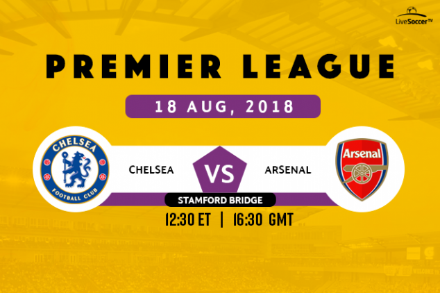 Chelsea vs Arsenal viewing info