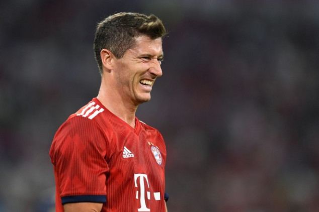 Lewandowski's agent ignored by Bayern bosses