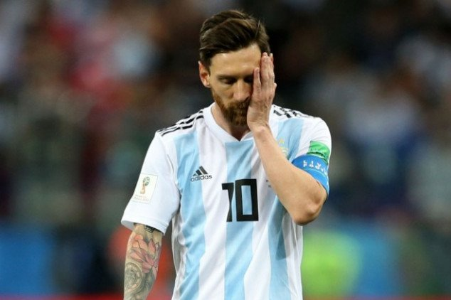 Argentina coach unsure whether Messi will return