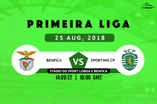Benfica vs Sporting Preview