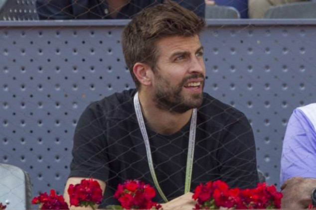Tennis star warns Pique over tourney interference
