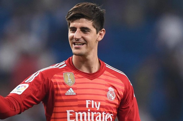 Courtois aims fresh dig at Chelsea