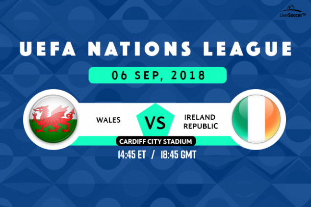 How to watch Wales vs Ireland live on Sept 6