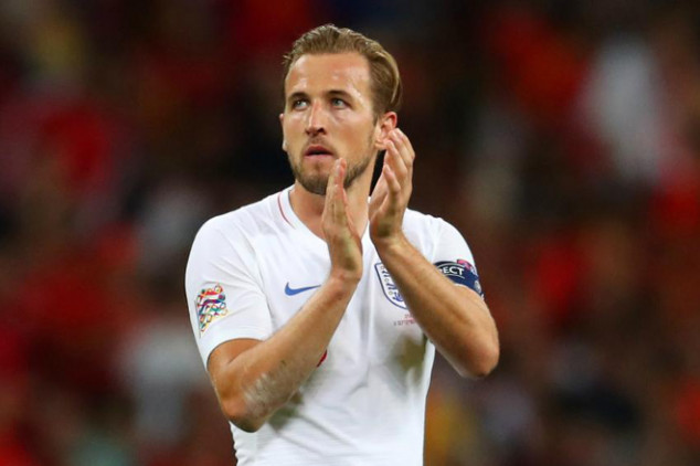 Southgate to rest Kane for upcoming tie