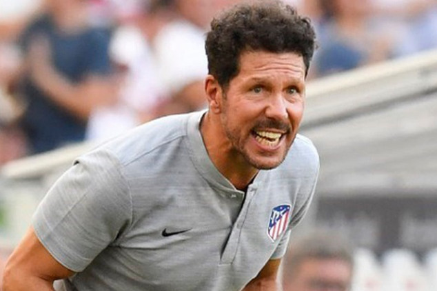 Simeone aims dig at FIFA over The Best snubs