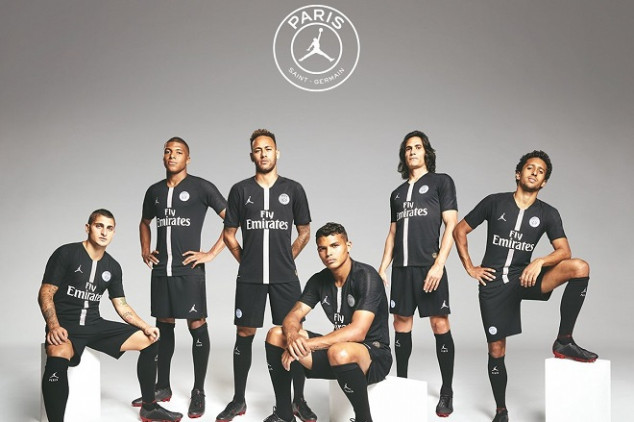 PSG unveils new UCL kit collection