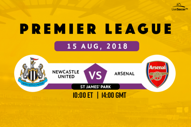 How to watch Newcastle vs Arsenal