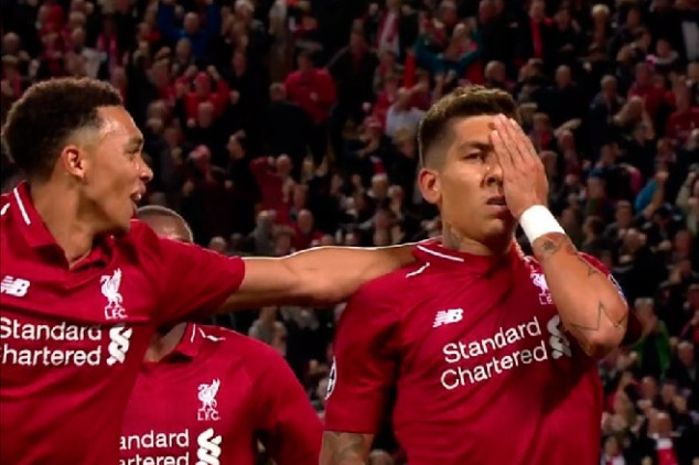Firmino saves Liverpool with last-minute goal