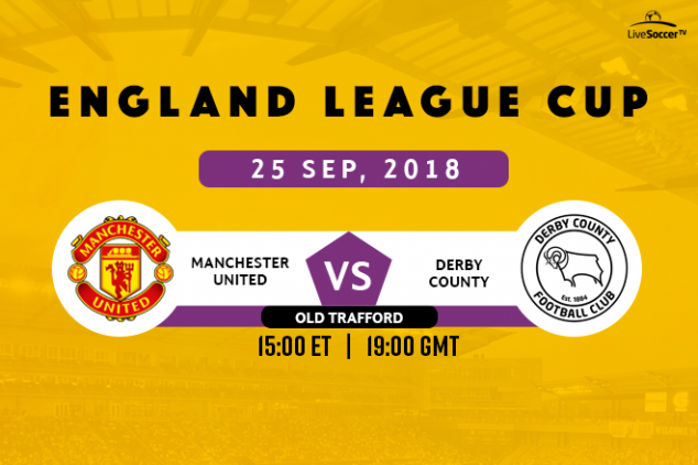 Manchester United vs Derby County Preview