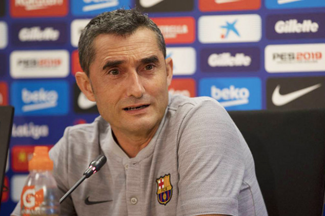Valverde is not a fan of many football award shows
