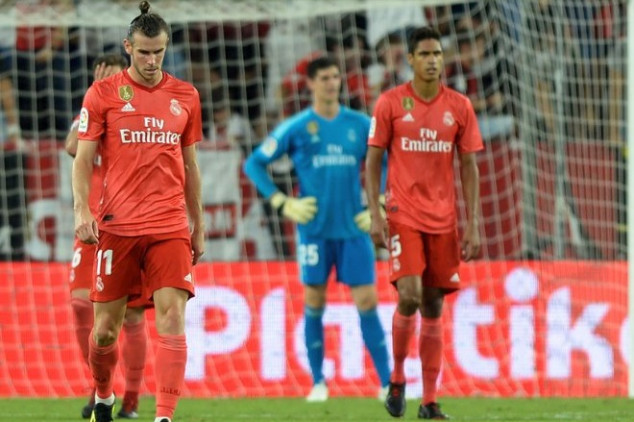 R. Madrid matches woeful record with Sevilla loss