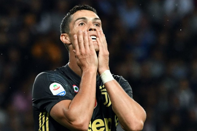 CR7 gets one-match ban after red card vs Valencia