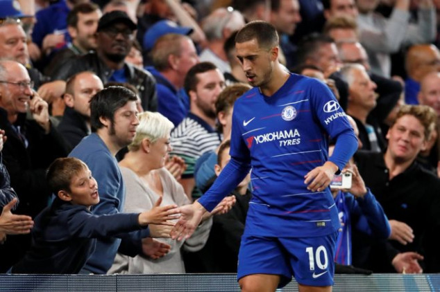Hazard's comments cast fresh doubt on his future